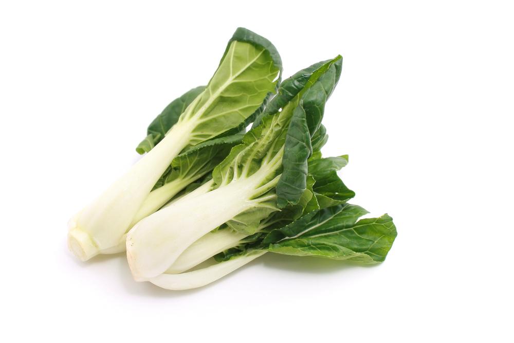 Organic Asian Veg Bok Choy (bunch)