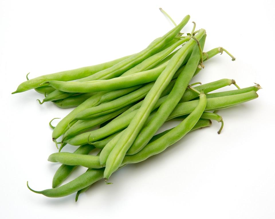 Organic Beans Green Round (250g)