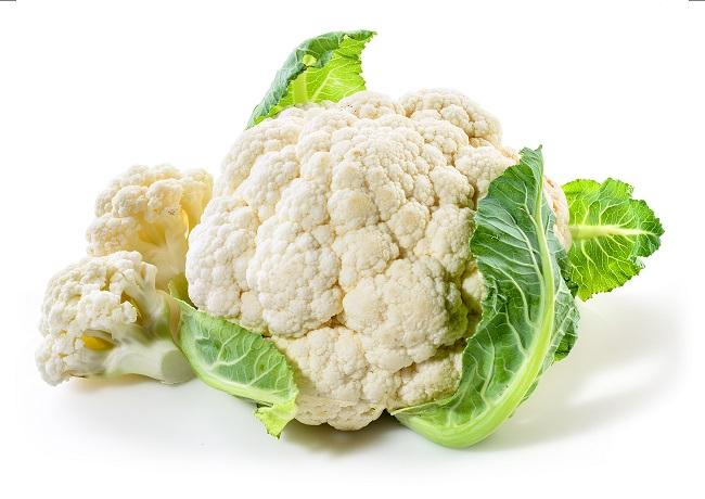 Organic Cauliflower (each)