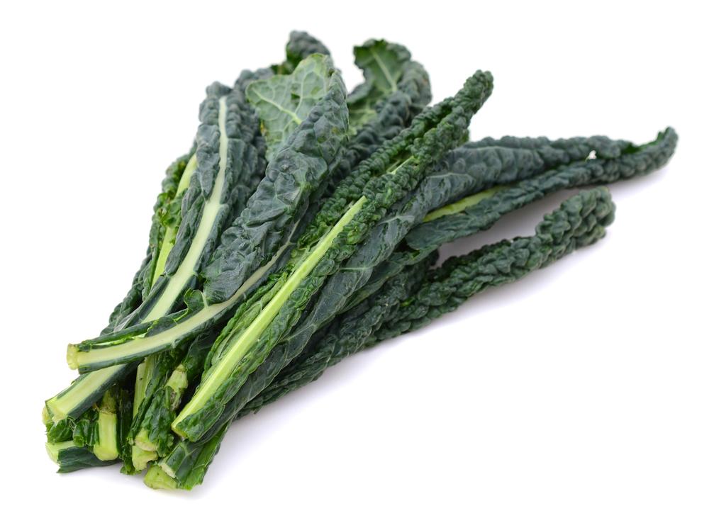 Organic Kale Tuscan Sleeved (bunch)