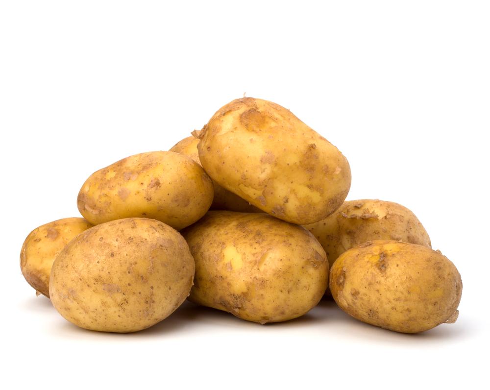 Organic Potatoes Dutch Cream (20kg/bag)