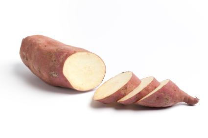 Organic Sweet Potatoes Purple Medium (18kg/box)