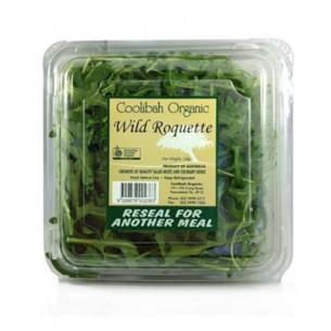 Organic Punnet Roquette (120g/each)