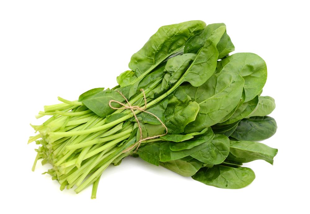 Organic Spinach Bunch (each)