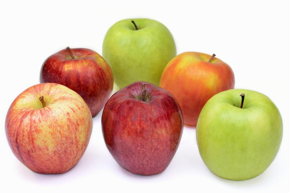 Organic Apples JUICE GRADE (18kg/box)