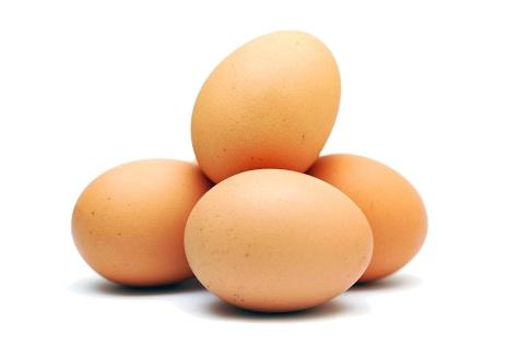 Organic Eggs Jens Hens 600g (per/dozen)