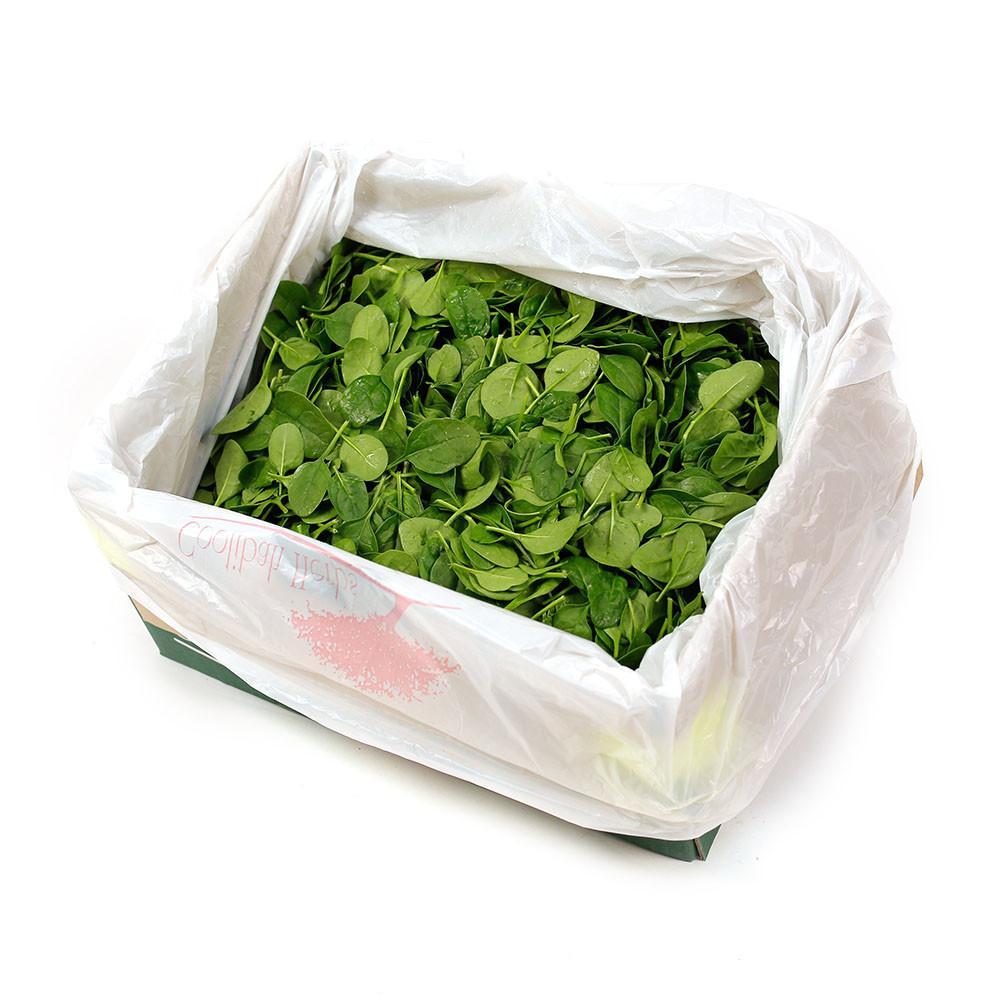 Organic Loose Spinach 1.5kg box