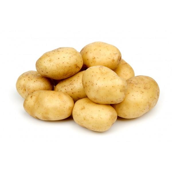 Organic Potatoes Dutch Cream CHATS (10kg/box)