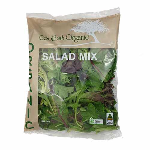 Organic Pillow Pack Salad (each)
