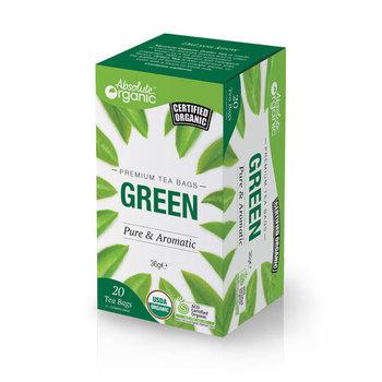 Absolute Organic Tea Green (20 tea bags)
