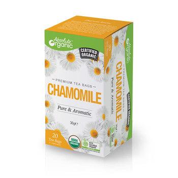 Absolute Organic Tea Chamomile (20 tea bags)
