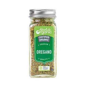 Absolute Organic Herbs Dried Oregano 15g