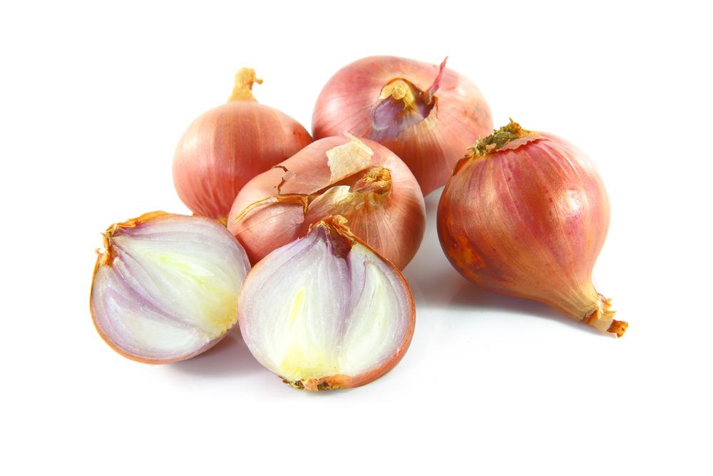 Organic Onions Eshallots (100g)