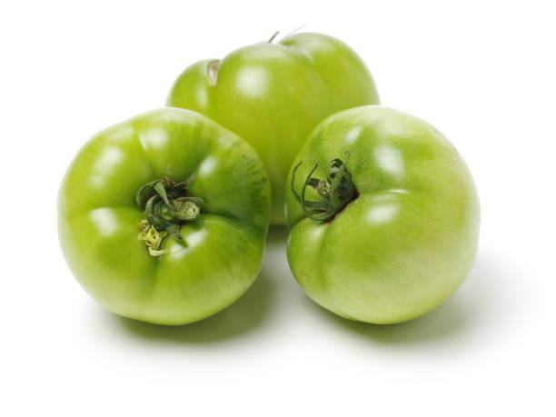 Organic Tomatoes Green (~10kg/box)