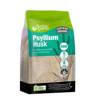 Absolute Organic Psyllium Husk 180g