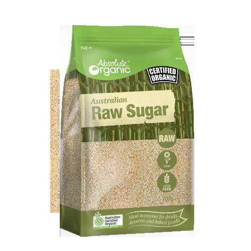 Absolute Organic Sugar Raw 700g