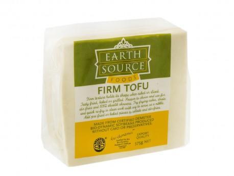 Earth Source Tofu Firm 375g
