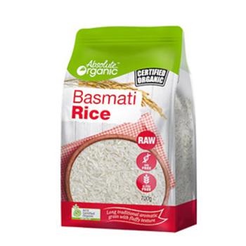 Absolute Organic Rice Basmati 700g