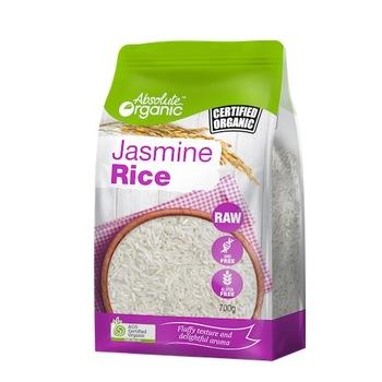 Absolute Organic Rice Jasmine 700g