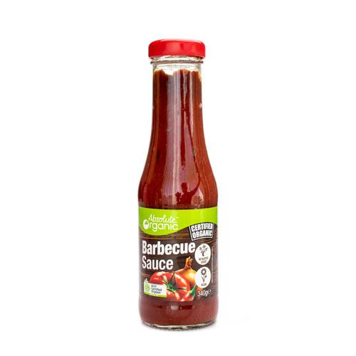 Absolute Organic Sauce BBQ  340g