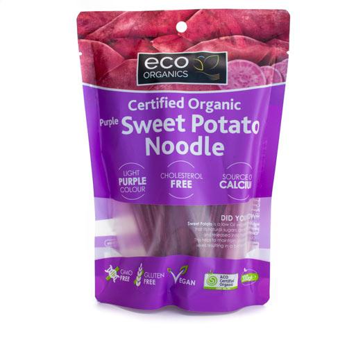 Eco Organics Purple Sweet Potato Noodles 200g
