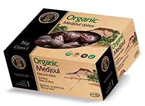 King Solomon Organic Dates 1kg box