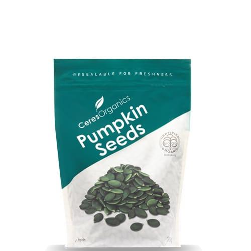 Ceres Seeds Organic Pumpkin 300g
