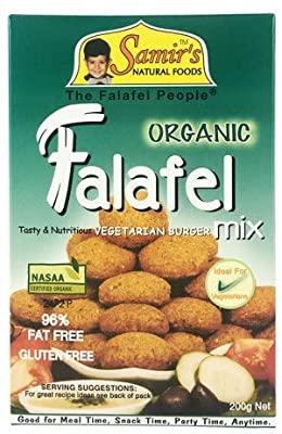 Samirs Organic Falafel Mix 200g