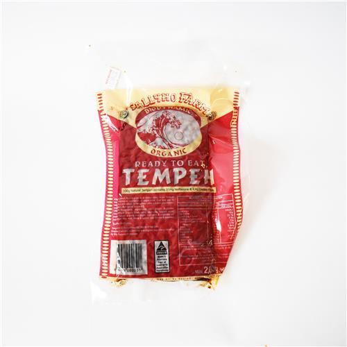 Tally Ho Organic Ready to Eat Tempeh 200g