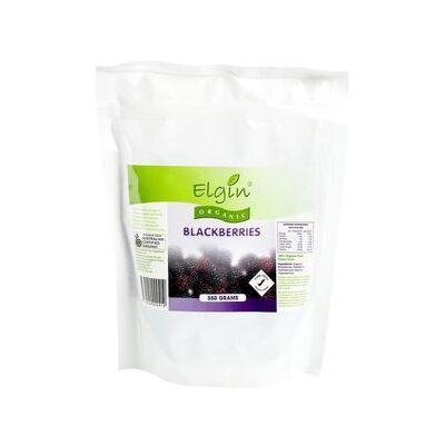 Elgin Frozen Organic Blackberries 350g