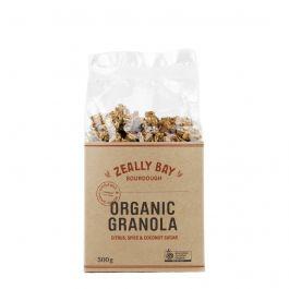 Zeally Bay Organic Granola 500g