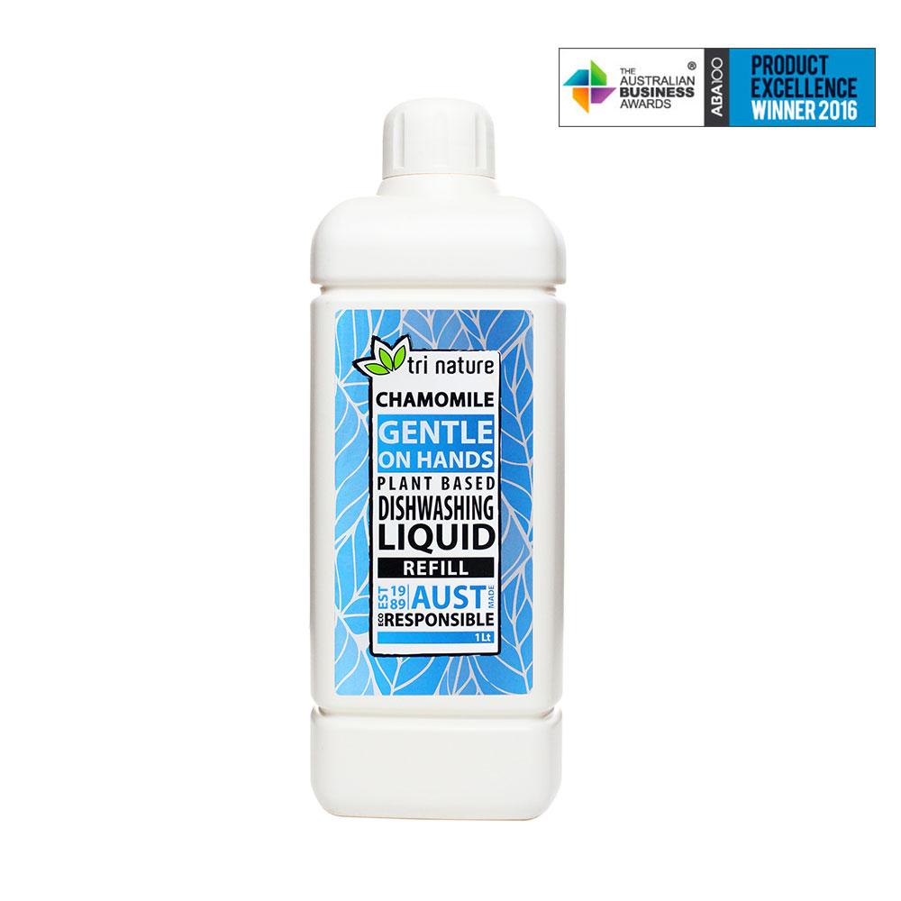 Tri Nature Dishwashing Liquid 1L