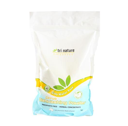 Tri Nature Dishwashing Powder 1kg